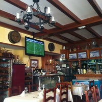 Photo taken at Bar Restaurante San Luis by José P. on 2/11/2012