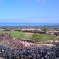 Photo taken at Kuki'o Golf Club by Jane H. on 3/28/2012