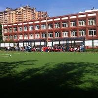 Photo taken at Школа № 117 (1) by Vlada K.  on 5/21/2012
