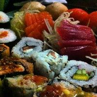 Photo taken at Sushi Nakay by Eduardo V. on 5/18/2012