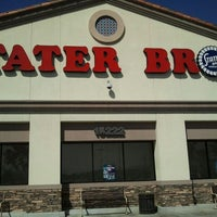 Photo taken at Stater Bros. Markets by Market-Solution D. on 4/8/2012