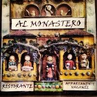 7/27/2012에 Elisabetta Tappi님이 Ristorante Al Monastero에서 찍은 사진