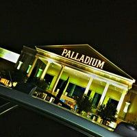 Photo taken at Santikos Palladium IMAX by Tyler B. on 5/25/2012