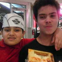 Photo taken at Steak 'n Shake by Rosa M. on 2/13/2012