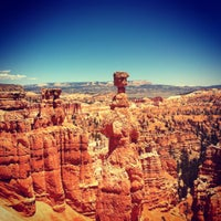 Photo taken at Bryce Canyon National Park by Sable C. on 7/1/2012