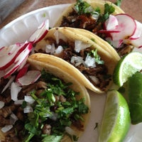 Photo taken at Lilly's Taqueria by RadicalRP on 2/24/2012