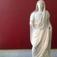 Photo taken at Palazzo Massimo Alle Terme - Museo Nazionale Romano by Daniel on 6/21/2012
