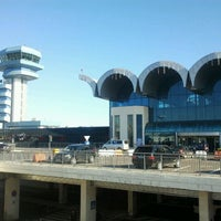 Photo taken at Henri Coandă International Airport (OTP) by Laurentiu L. on 3/7/2012