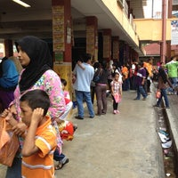 Photo taken at Sekolah Kebangsaan Bangsar by Nadia I. on 5/12/2012