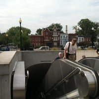 Photo taken at Capitol South Metro Station by Bill D. on 9/4/2012