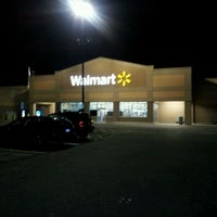 Photo taken at Walmart Supercenter by Jacob D. on 4/1/2012