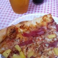 Photo taken at New York Pizza by Branda Y. on 3/6/2012