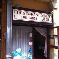 Photo taken at L'Ós Panda by Jordi S. on 8/12/2012