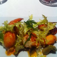 Photo taken at Gaig Restaurant by Dean C. on 2/27/2012