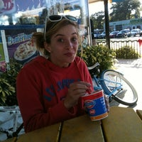 Photo taken at Dairy Queen by Andrea R. on 2/19/2012