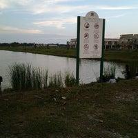 Photo taken at Kolam Tadahan Air 1 a.k.a Fishing Spot. by mj y. on 4/11/2012