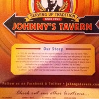 Photo taken at Johnny's Tavern by Jessica G. on 8/5/2012