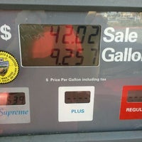 Photo taken at Chevron by Nicholas R. on 3/23/2012