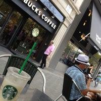 Photo taken at Starbucks by Koka V. on 9/10/2012