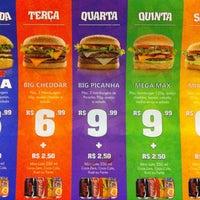 Photo taken at Mega Burger's by Ramiug C. on 6/10/2012