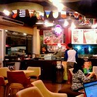 Photo taken at KFC / KFC Coffee by Yulianta R. on 6/16/2012