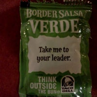 Photo taken at Taco Bell by Rob B. on 4/23/2012