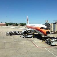 Photo taken at Gate 6 by Don B. on 6/22/2012