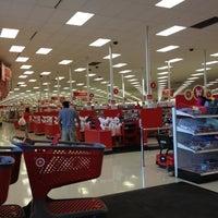 Photo taken at Target by David M. on 7/12/2012