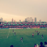 Photo taken at PAT Stadium by Kris S. on 6/2/2012