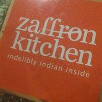 7/14/2012 tarihinde Ning L.ziyaretçi tarafından Zaffron Kitchen'de çekilen fotoğraf