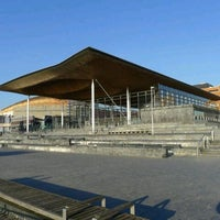 Photo taken at The National Assembly for Wales by James A. on 3/21/2012
