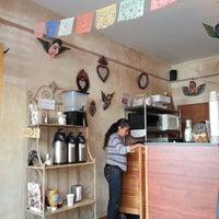 Photo taken at Café Isabella by Saleem M. on 8/9/2012