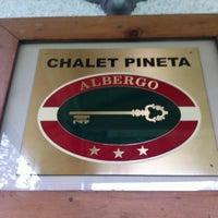 Photo taken at Chalet PINETA by Viktoriya F. on 3/26/2012
