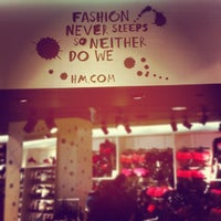 Photo taken at H&M by Mike S. on 8/11/2012