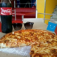 Photo taken at Domino's Pizza by Shee B. on 8/28/2012