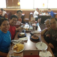 Photo taken at Denny's by Jia D. on 4/22/2012