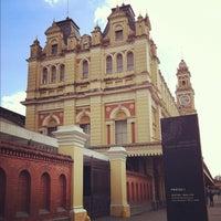 Foto tirada no(a) Museu da Língua Portuguesa por Everton Luis F. em 8/2/2012