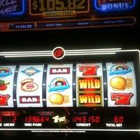 Photo taken at Tropicana Evansville (Casino Aztar) by Regeana on 9/1/2012