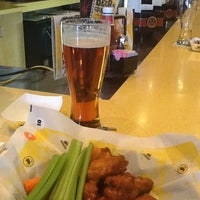 Photo taken at Buffalo Wild Wings by Ultra O. on 3/30/2012