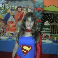 Photo taken at Buffet Caramelada by Fernando Henrique Teixeira C. on 4/14/2012