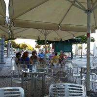 Photo taken at Alameda da Republica Park Cafe by Marco V. on 9/12/2012