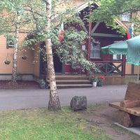 Photo taken at Fjellro Turisthotell by Maxim P. on 7/3/2012