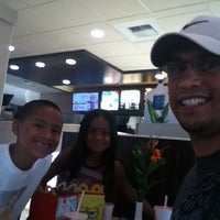 Photo taken at McDonald's by Eric B. on 8/12/2012