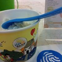 Photo taken at Gelate by panda p. on 3/22/2012