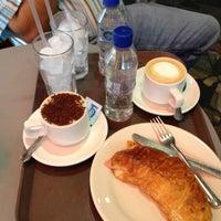 Photo taken at Bambi café by Gabriel G. on 6/12/2012