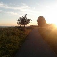 Photo taken at Rotary Sunrise Lake Park by Johanna C. on 6/14/2012