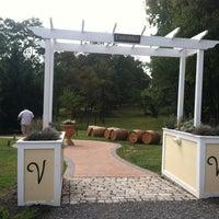 Photo taken at Veramar Vineyard by Nikki B. on 9/8/2012