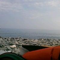 Photo taken at Playa Barranco en Medio by José Manuel R. on 7/22/2012
