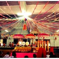Photo taken at วัดห้วยทับมอญ by 'Jed J. on 7/26/2012