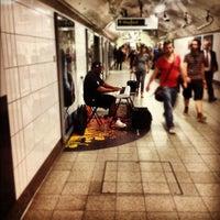 Photo taken at Finsbury Park London Underground Station by iDimka on 5/26/2012